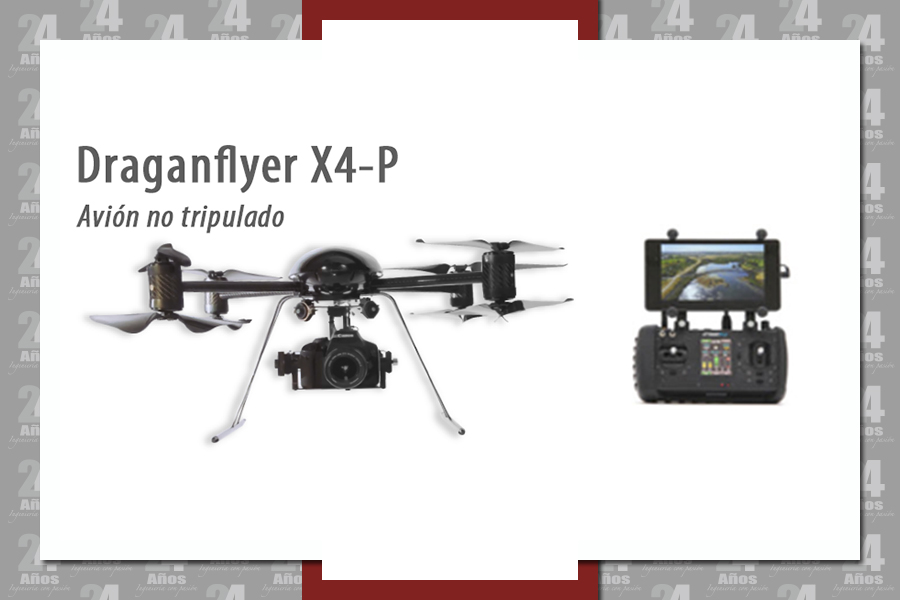 Draganflyer X4-P